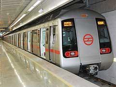 Delhi Metro to Reach Highest Point at Dhaula Kuan