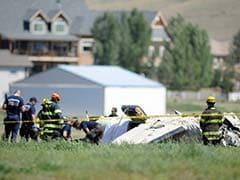 Five Killed in Plane Crash North of Denver: Official