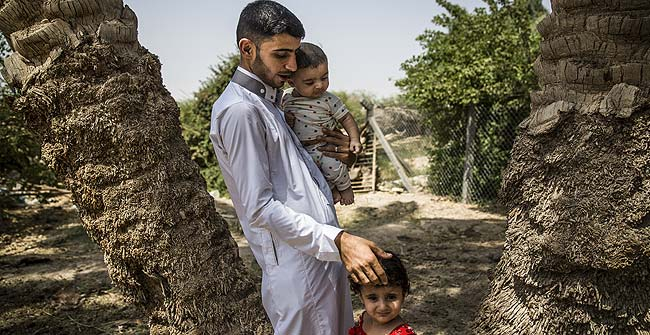 'A Great Will to Live': How One Man Survived an Islamic State Massacre