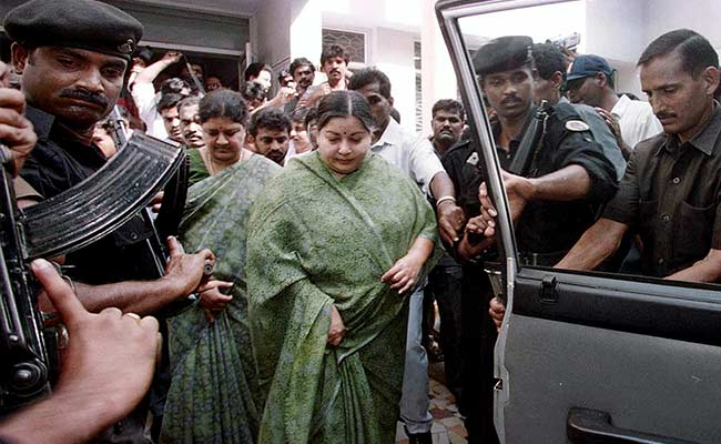 The Money Trail That Nailed Jayalalithaa in Court