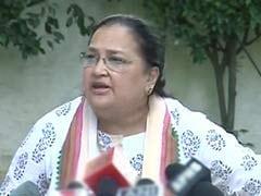 Non-Bailable Warrant Against Congress Leader Salman Khurshid's Wife