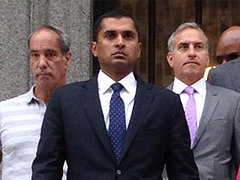 Indian-Origion Tycoon Indicted by Preet Bharara Gets Nine Years For Insider Trading