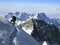 गायब हुआ एवरेस्ट फतह करने के बाद मुरादाबाद का पर्वतारोही