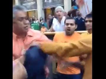 Journalist Rajdeep Sardesai Assaulted in New York
