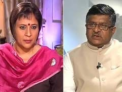 Exclusive Interview with Law Minister Ravi Shankar Prasad: Highlights