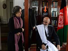 Afghan 'First Lady' Edges Towards a Public Life
