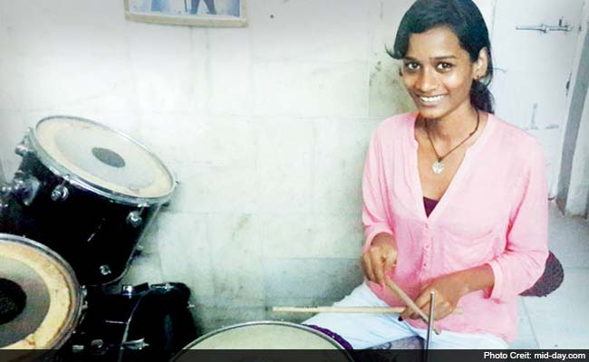Sex Worker's Daughter to Study Drumming in US