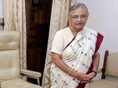 Congress Irked as Sheila Dikshit Appears to Back BJP's Bid for Delhi