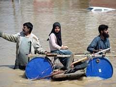 Kashmir floods: SSB Jawans, Officers Pledge One Day's Salary