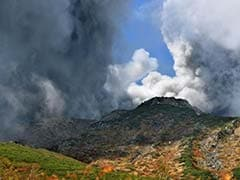 Seven Rescued, 32 Missing as Volcano Erupts in Japan