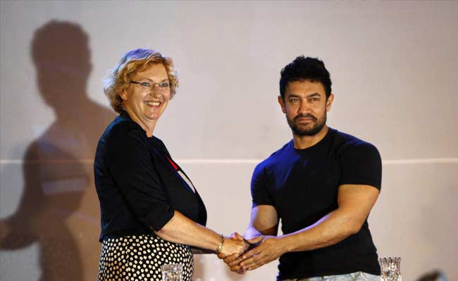 Aamir Khan Appointed UNICEF Goodwill Ambassador for South Asia