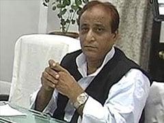 Azam Khan Carrying Live Bullets, Questioned at Delhi Airport