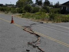 Four Northern California Faults Primed for Big Quakes