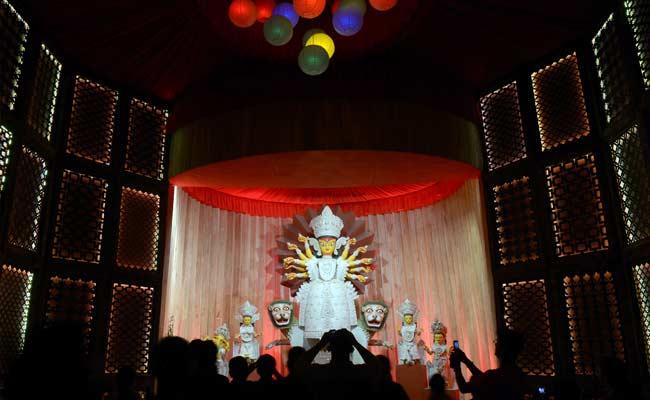 Durga Puja is a Social Festival: President
