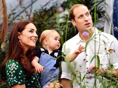 Royals Warn Paparazzo Prince George is Off-Bounds