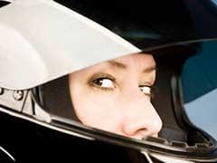 Nearly 60,000 Women Fined in Delhi for Not Wearing Helmets