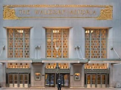 New York's Iconic Waldorf Astoria to be Sold for $1.95 Billion