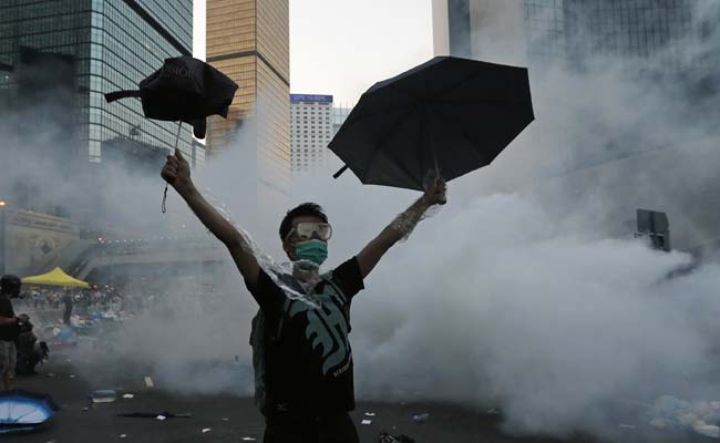 Hong Kong Occupy Leader Says Protests Will Spread 'Like Flowers'