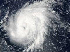 Hurricane Gonzalo Makes Direct Hit on Bermuda