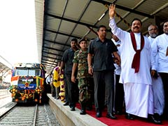 Sri Lanka Re-Opens Rail Link to Former War Zone After 24 Years
