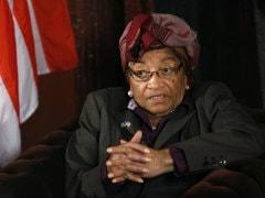 Liberia President Ellen Johnson Sirleaf Describes Heavy Cost of Ebola