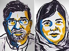 Nobel Peace Prize for Indian Kailash Satyarthi and Pakistani Teen Malala Yousafzai
