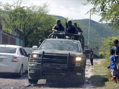Mexico Disarms Police in Missing Students City