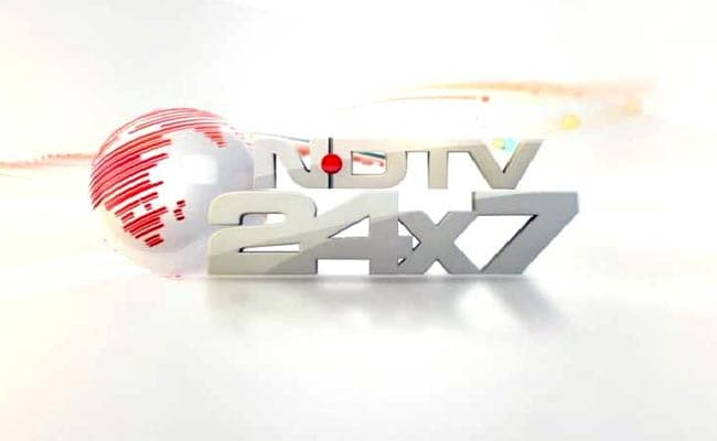 NDTV 24X7 Voted 'Best News Channel'
