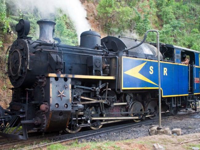 Steam Locomotive Back On Nilgiris Mountain Railway After 5 Years