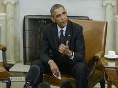 Obama Greets People on Diwali