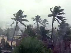 Cyclone Hudhud Headed for Landfall in India: NASA