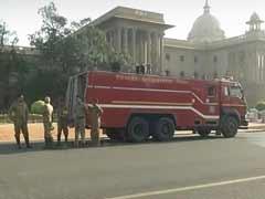 Delhi Fire Department Gets 293 Calls on Diwali