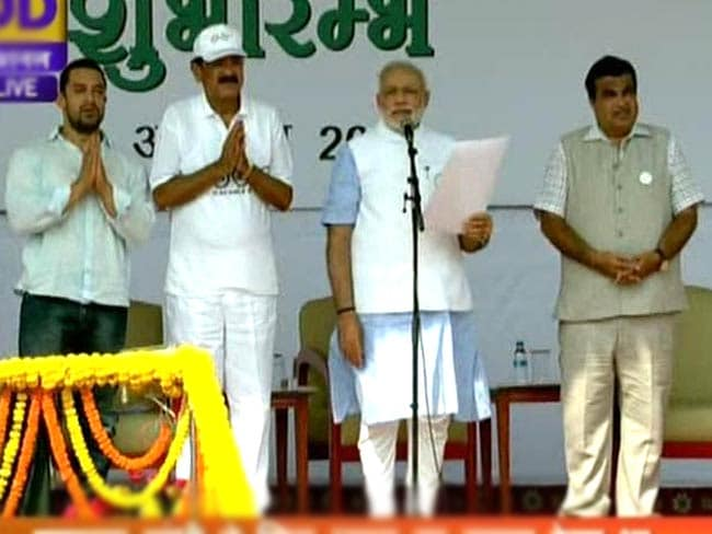 Swachh Bharat Abhiyan: PM Narendra Modi's Nine Nominees