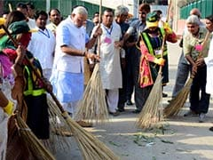 On PM Narendra Modi's Birthday, Ministers Told To Clean Toilets, Public Places