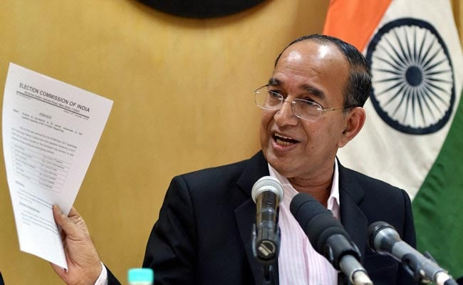 Election Commission for Proxy Voting, e-Ballots for NRIs