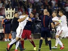 Albania, Serbia Postpone Visit After Soccer Brawl