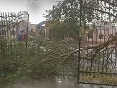 Cyclone Warning Centre at Visakhapatnam Hit by Hudhud