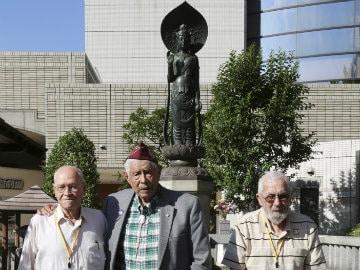 Ex-US Prisoners Of War Visit Japan, Recall Horrors of War