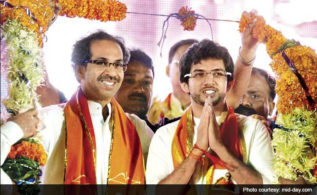 Uddhav, Aditya Thackeray to Address 100 Rallies in 13 Days