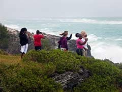 Power Out For Thousands in Bermuda as Hurricane Moves Away