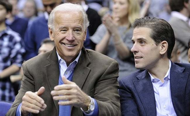 US Navy Kicked Out Vice President Joe Biden's Son Over Cocaine Use