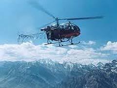 उड़ान भरने के कुछ ही समय बाद एयरफोर्स के हेलीकॉप्टर की आपात लैंडिंग