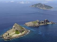 Chinese Coastguard Vessels Patrol Disputed Waters