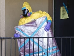 US Sends 100 Marines to Help with Ebola Fight