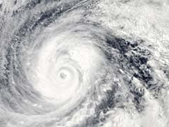 Powerful Typhoon Churns Towards Japan