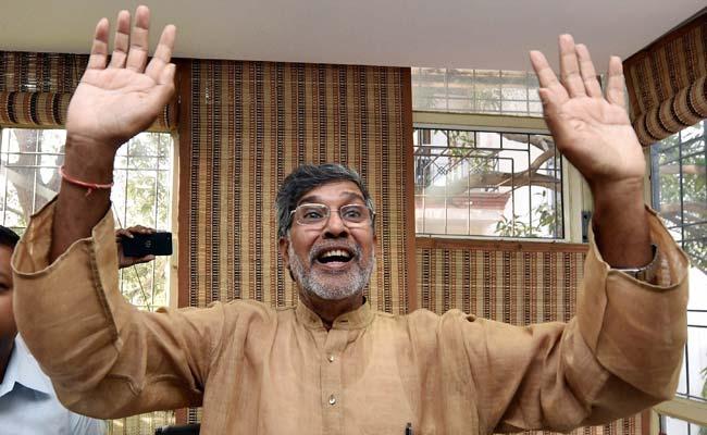 Nobel Caps Decades of Fighting Child Slavery in India