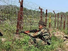 Pakistan Violates Ceasefire Again, Fires Along Line of Control in Poonch