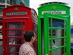 London's Red Phone Boxes to Become Charging Bays for Mobiles