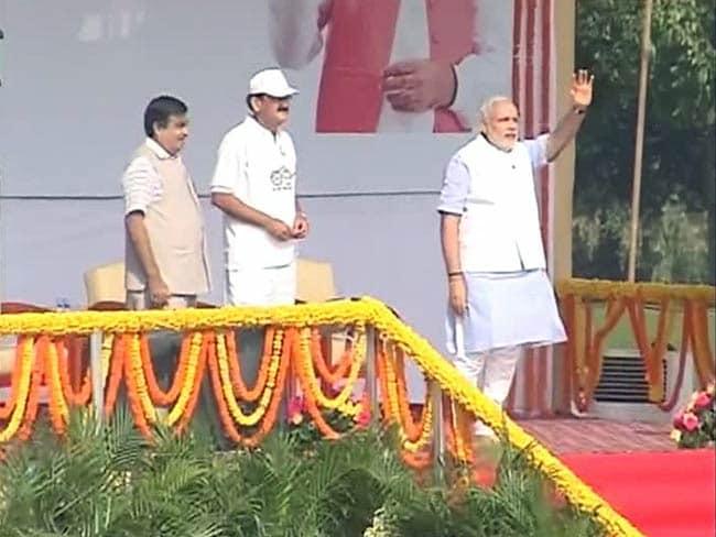 Mahatma Gandhi Gave Us The Message 'Quit India, Clean India': PM Modi