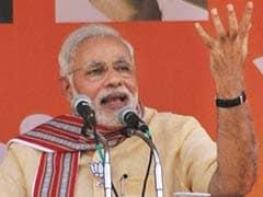 Silence on Shiv Sena 'Out of Respect for Balasaheb': PM Narendra Modi